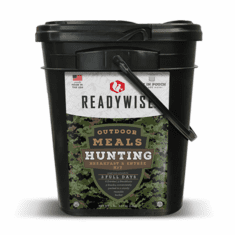 ReadyWise NEW! Hunters Special <br>3 Day Breakfast Lunch, Dinner <br> Plus Snacks Calorie Booster