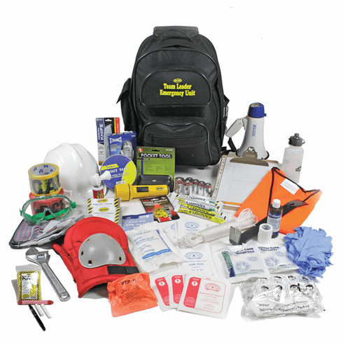NEW!! Team Leader<br>  Response Kit