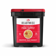 NEW  READYWISE 52-Emergency Food and Drink Prepper Bucket