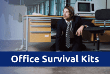 Office Survival Kits <br> One - 500 People