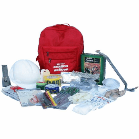 One Person Professional Rescue Kit