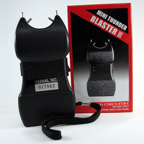 Personal Protection TASER