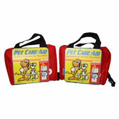 PET CARE 58 Piece First Aid Kit for PETS