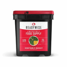 READYWISE 120 Serving Freeze Dried Vegetables