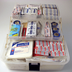 Rescue One  First -Aid Kit