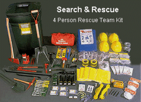 Search & Rescue Triage and I.C.