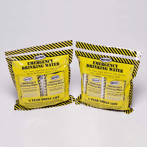 Mayday SIX-PACK  Water Pouch with Pour Spout