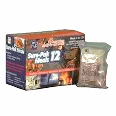 Sure-Pak MRE's - Meals Ready to Eat