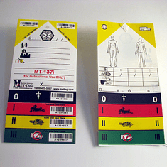 Triage Tags  (pack of 50)