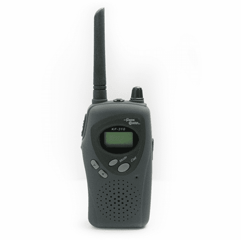 TWO WAY RADIO WITH DIGITAL READ OUT