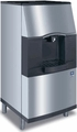180LB Coin or Card Reader Operated Ice Dispenser