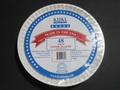 9in Paper Plates - 48 Pack