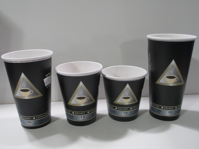 Coffee Cups - Commercial