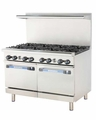Commercial Ranges/Stoves