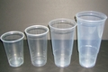 Custom Clear Plastic Drinking Cups - Made with your logo