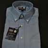 Dress Shirts - Button-Down Collar - Blue Oxford