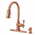 Fontaine Chloe Single-Handle Pull-Down Kitchen Faucet