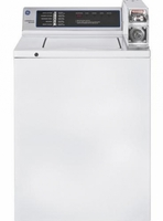 GE Commercial Coin-Operated Washer