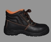 Heavy Duty Steel Toe Work Boots - Size 10