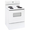Hotpoint 30 in. Freestanding Electric Range in White
