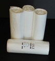 Clear Plastic 33 Gallon Garbage Bags