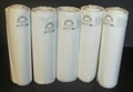 Kuki Collection Trash Can Liners 60 Gallon - Clear