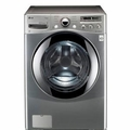 LG Electronics 3.6 cu. ft. High Efficiency Front Load Steam Washer