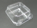 Small Plastic Single Compartment Takeout Container