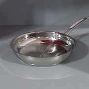 Stainless Steel Frypan - 8in.