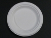 6in Bagasse Paper Plate