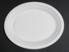 12in Bugasse Oval Plate