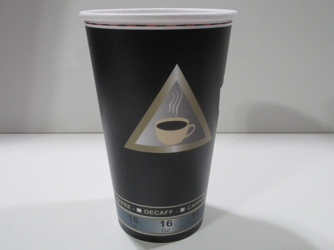 Coffee Cups - 16oz