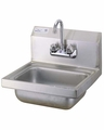 Turbo Air NSF Approved Single Hand Sink TSS-1-H