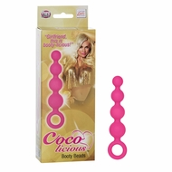 Coco Licious Booty Beads - Pink