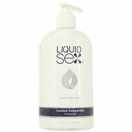 Liquid Sex Condom Compatible Gel Lubricant