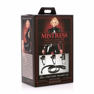 Mistress by Isabella Sinclaire Ball Stretcher Trainer Set With Leash
