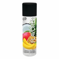 WET Flavored Tropical Explosion 3.0 fl.oz/89ml