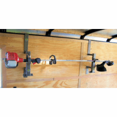 1-Place Trimmer Rack<br> for Enclosed Trailers <br>PK-6S/PK-5