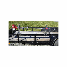 1-Place Trimmer Rack- Open <br> PK-6S