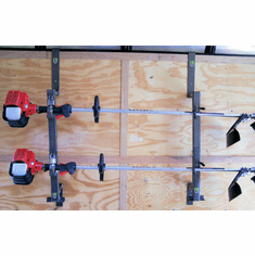 2-Place Trimmer Rack <br>for Enclosed Trailers<br>PK-6S-PK-6S2-PK-5