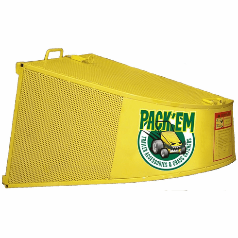 PK-B4 <br>Steel Grass Catcher<br> fits Wright Stander & More