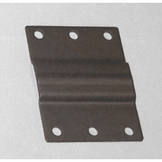 Replacement 6 Hole Plate for Folding Kayak Roof Rack<br>PKKR-6Hole