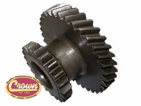 Crown [ J0642189 ] Intermediate gear  34 teeth , use with Dana Spicer 18 transfer case