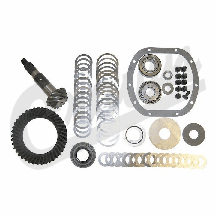 3.73 Ratio Ring & Pinion Set, fits 1972-86 Jeep CJ with Dana 30 Front Axle