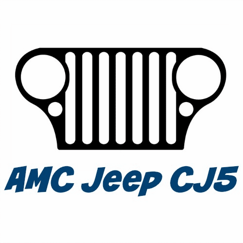 AMC Jeep CJ5 Parts 1972-1983