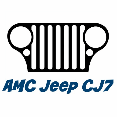 AMC Jeep CJ7 Parts 1976-1986