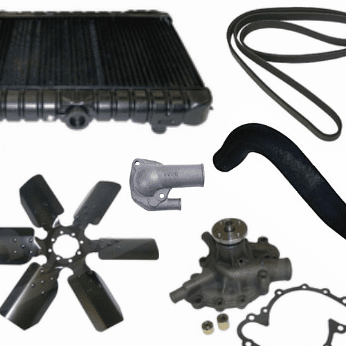 AMC Jeep CJ8 Cooling Parts