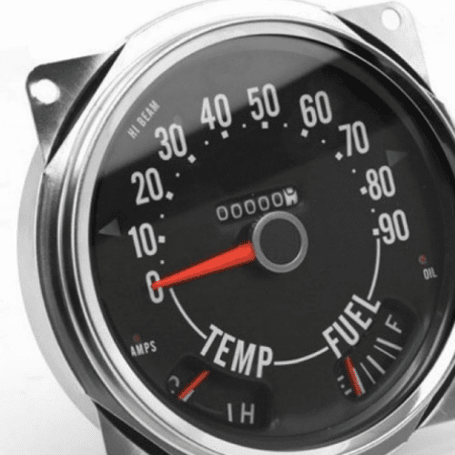 AMC Jeep CJ8 Gauges