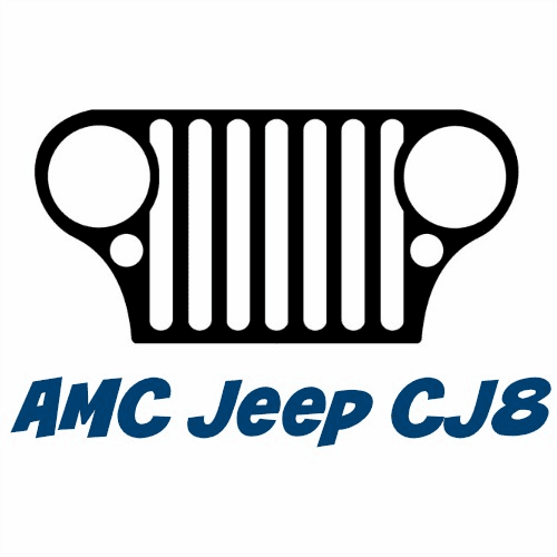 AMC Jeep CJ8 Parts 1981-1985