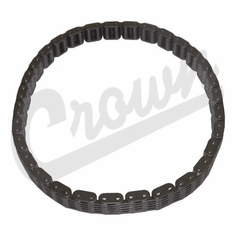 """Crown [ 3234433 ] Timing Chain Used with 1/2"""" .500"""" wide sprockets, AMC 304 Engine 1979-1981 Jeep CJ-5, CJ-7 Models"""